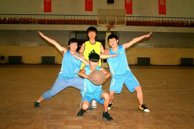 籃球的魅力因我而展現